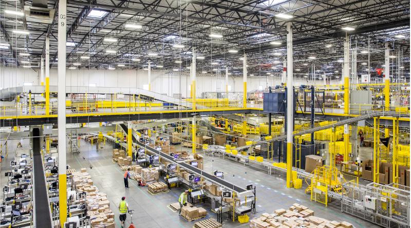 Sciopero lavoratori Amazon