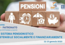 Fisco e pensioni, Rossini: le proposte Acli per una previdenza più giusta