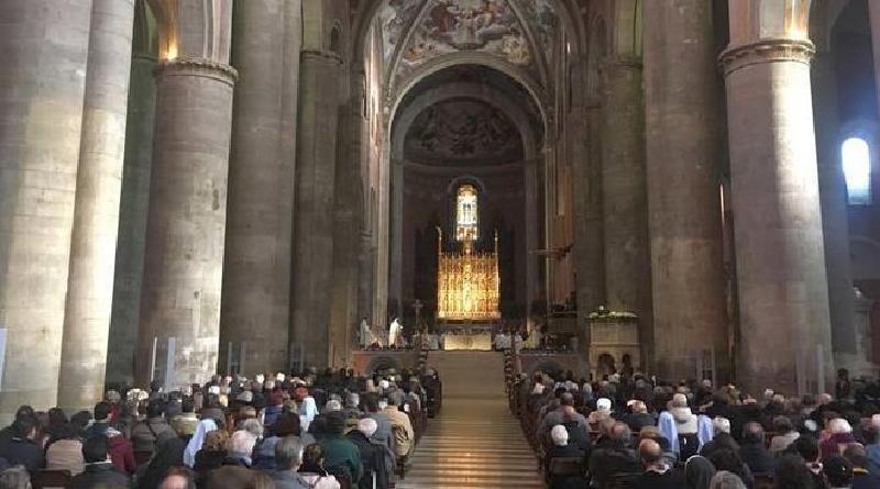 Consentire la ripresa delle celebrazioni liturgiche