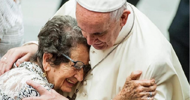 Giornata Mondiale dei Nonni e degli Anziani